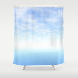 Pillow Of Winds Shower Curtain