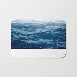 Cranky Ocean Bath Mat