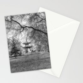 The Pagoda Battersea Park London Stationery Cards