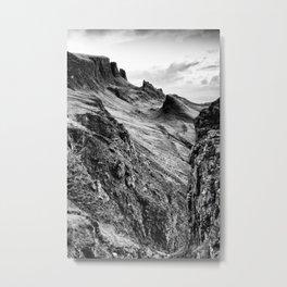The Quiraing 2 Metal Print
