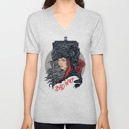 Bad Wolf Unisex V-Neck