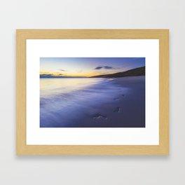Losing Track Framed Art Print