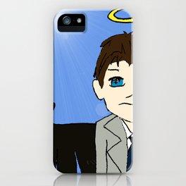 Castiel iPhone Case