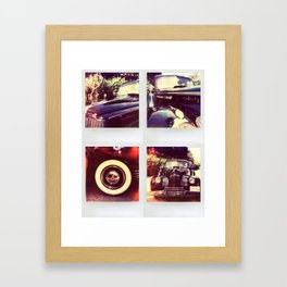 Packard Framed Art Print