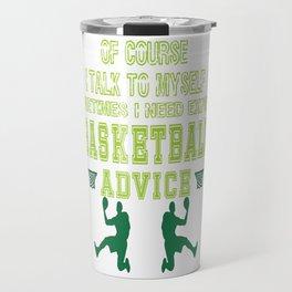 Encourage People Advice Tshirt Design EXPERT ADVICE Travel Mug