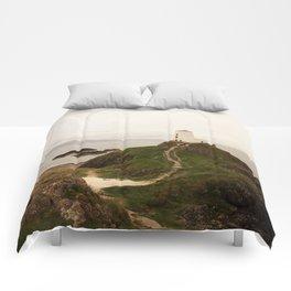 Tŵr Mawr Lighthouse Comforters