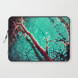 Coral me pretty Laptop Sleeve