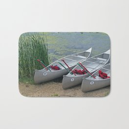 Canoes to Go Bath Mat