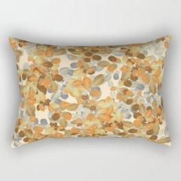 Leaves Autumn Rectangular Pillow