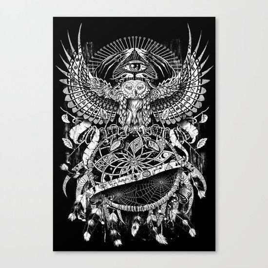Dream Quest Canvas Print