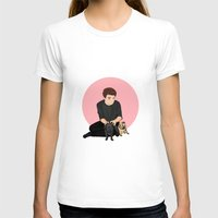 danisnotonfire T-shirts featuring Dan Howell by Erina