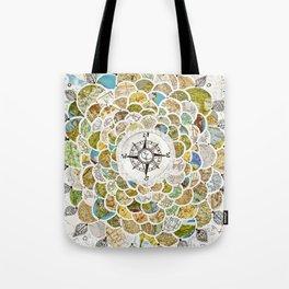 Wanderbloom Tote Bag
