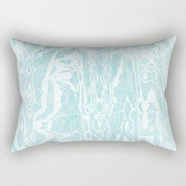 electric avenue: venice beach Rectangular Pillow
