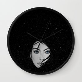 The Night-Time Peace Wall Clock
