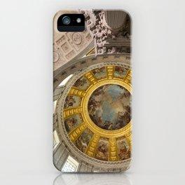 Above Napoleon Bonaparte - Look Up Series iPhone Case