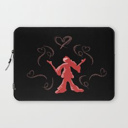 Love is Magical Laptop Sleeve