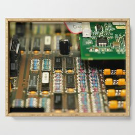 Motherboard Serving Tray