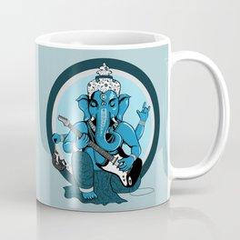 Ganesha rocks ! (v2) Coffee Mug