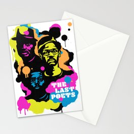 Soul Activism :: The Last Poets Stationery Cards
