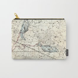 Pisces Constellation Celestial Atlas Plate 22 - Alexander Jamieson Carry-All Pouch