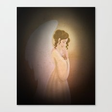 Guardian Angel 01 Canvas Print