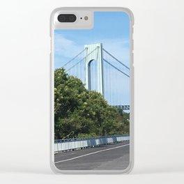 El Puente Clear iPhone Case