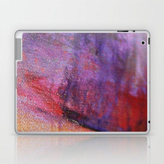 Red Vastness Laptop & iPad Skin