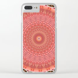 Some Other Mandala 90 Clear iPhone Case