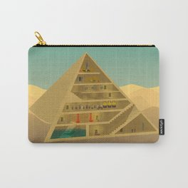 Egypt Carry-All Pouch
