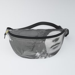 Tribute to Frida Kahlo #24 Fanny Pack