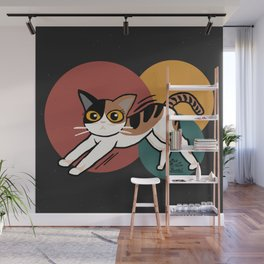 Stretch out Wall Mural