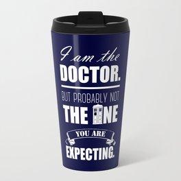Not the Doctor Who Travel Mug