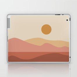 Geometric Landscape 23A Laptop & iPad Skin