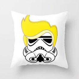 Trumptroopers Throw Pillow
