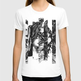 Looking Glass. Yury Fadeev. T-shirt