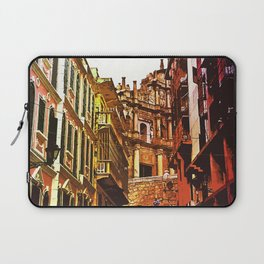 the little Macau from the LOVE ROAD Laptop Sleeve