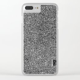 (Des)Íntegra Clear iPhone Case