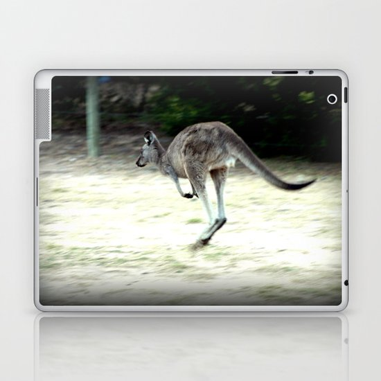 Poetry in Motion Laptop & iPad Skin