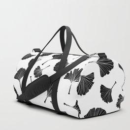 Ginko Leaves Pattern - Mix & Match Duffle Bag