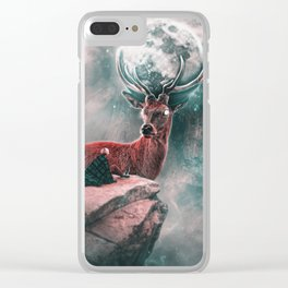 The Guardians [Part II] Clear iPhone Case