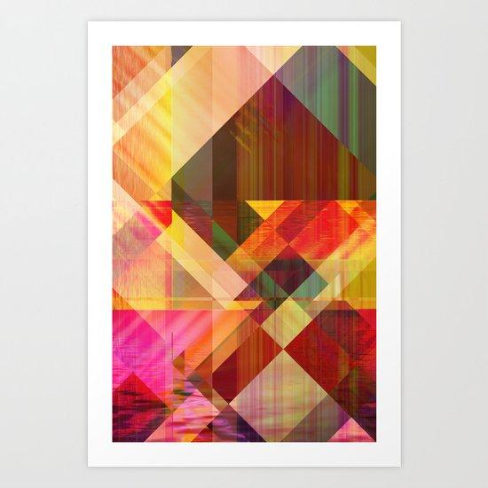 Classic Design II Art Print