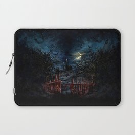 Castlevania: Vampire Variations- Gates Laptop Sleeve