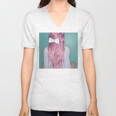 Nebula Girl Unisex V-Neck