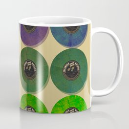 Recordalings 2 Coffee Mug