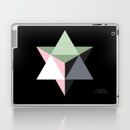 MI MERKABA - Dark State Laptop & iPad Skin