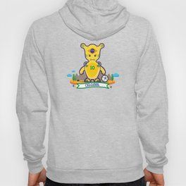 Monster Brazil 2014 Hoody