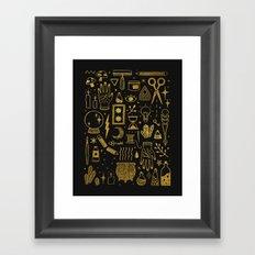 Make Magic Framed Art Print