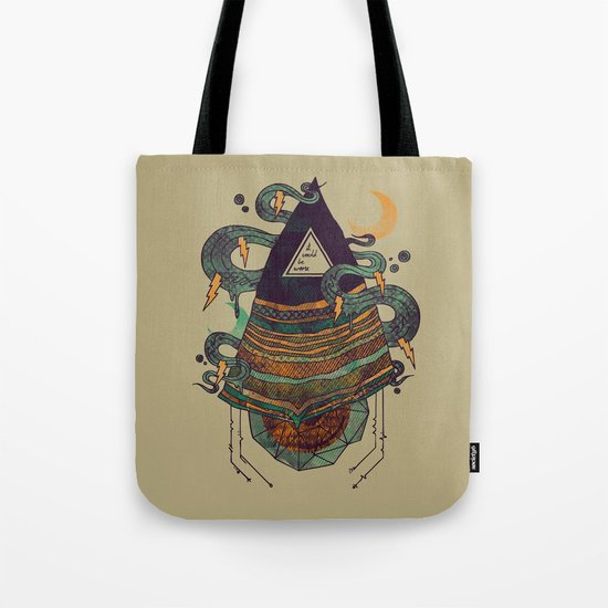 Positive Thinking Tote Bag