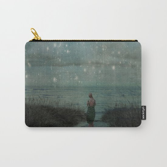 Stars in the Night Sky Carry-All Pouch