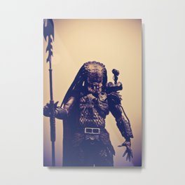 """Ahab Predator"" Metal Print"